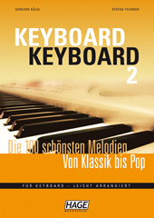 Keyboard Keyboard 2 (mit Midifiles in GM/XG/XF, USB-Stick)
