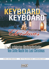Keyboard Keyboard Christmas Pages 1