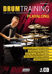 Drum Training Playalong (mit MP3-CD) Seiten 1