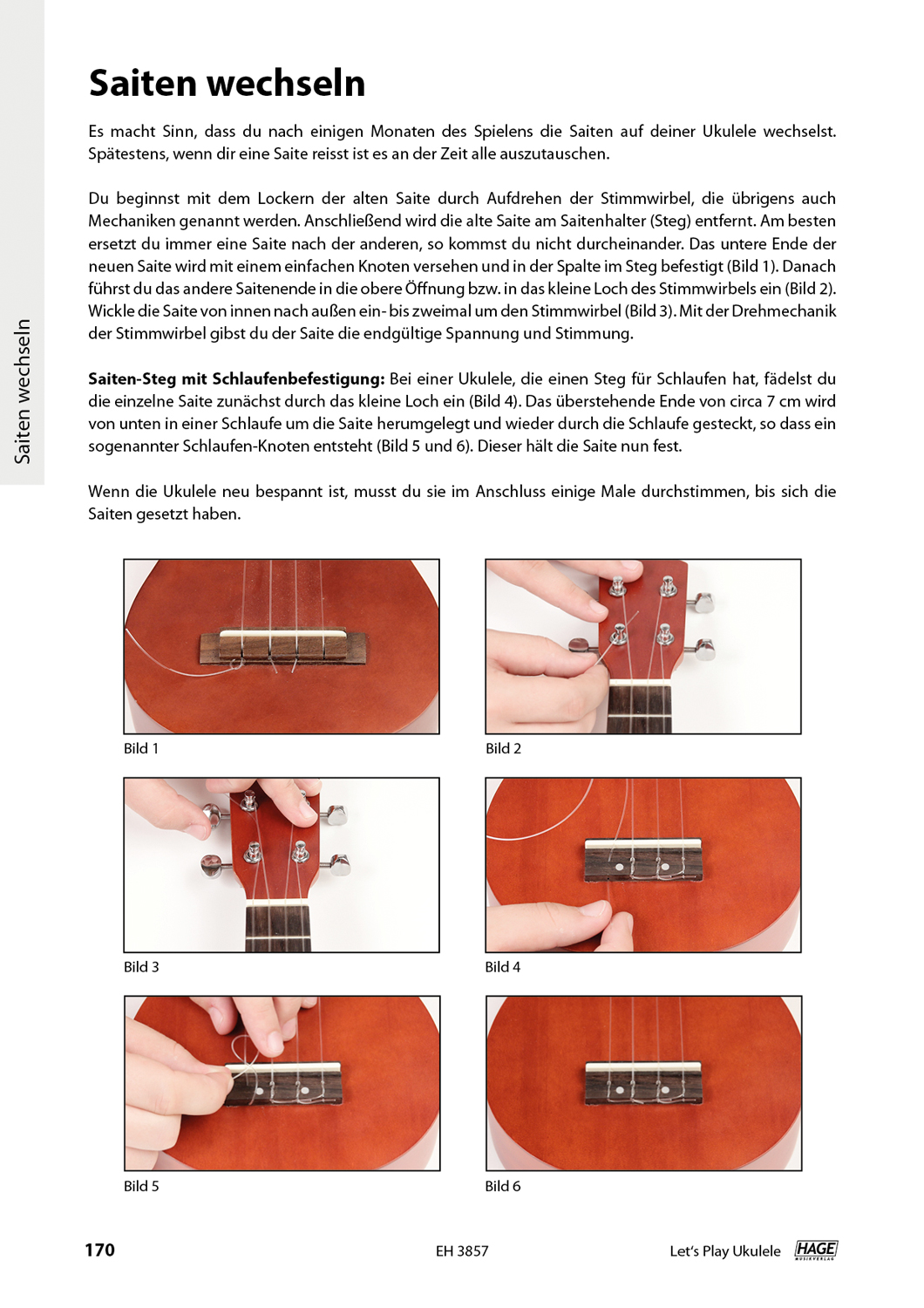 Let's Play Ukulele (with 2 CDs) Pages 11