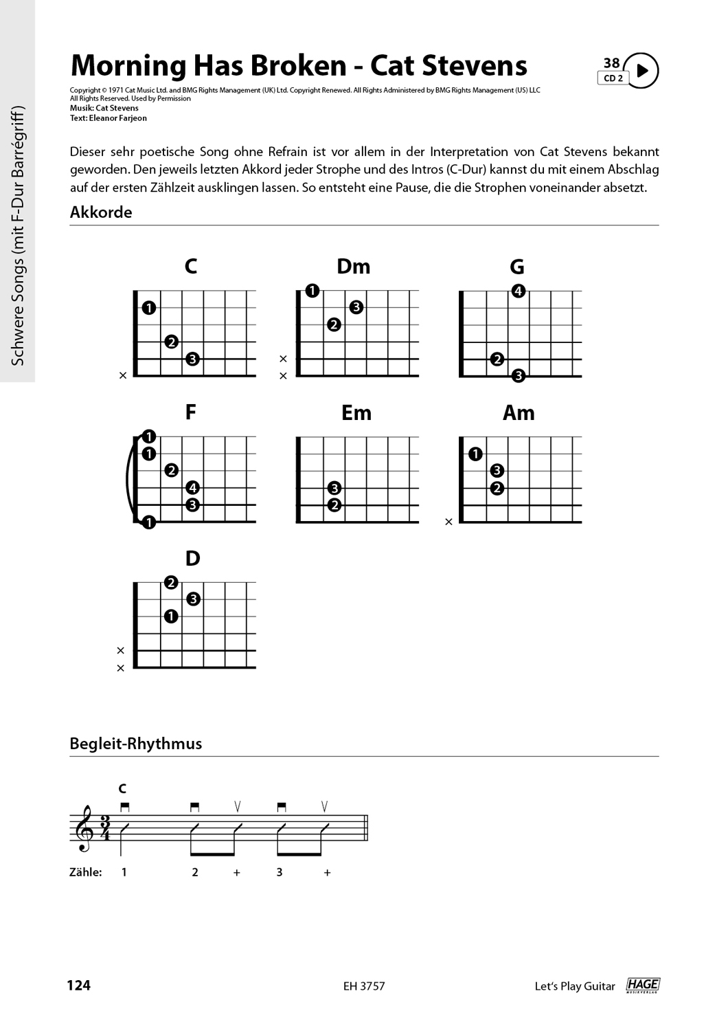 Let's Play Guitar Volume 1 (with 2 CDs and QR Codes) Pages 10