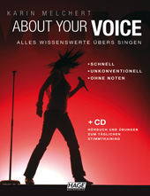 About Your Voice (mit CD) Seiten 1
