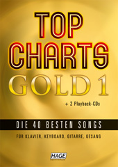 Top Charts Gold 1 (mit 2 CDs)