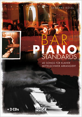Bar Piano Standards (mit 2 CDs) Seiten 1