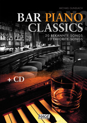 Bar Piano Classics (with CD)