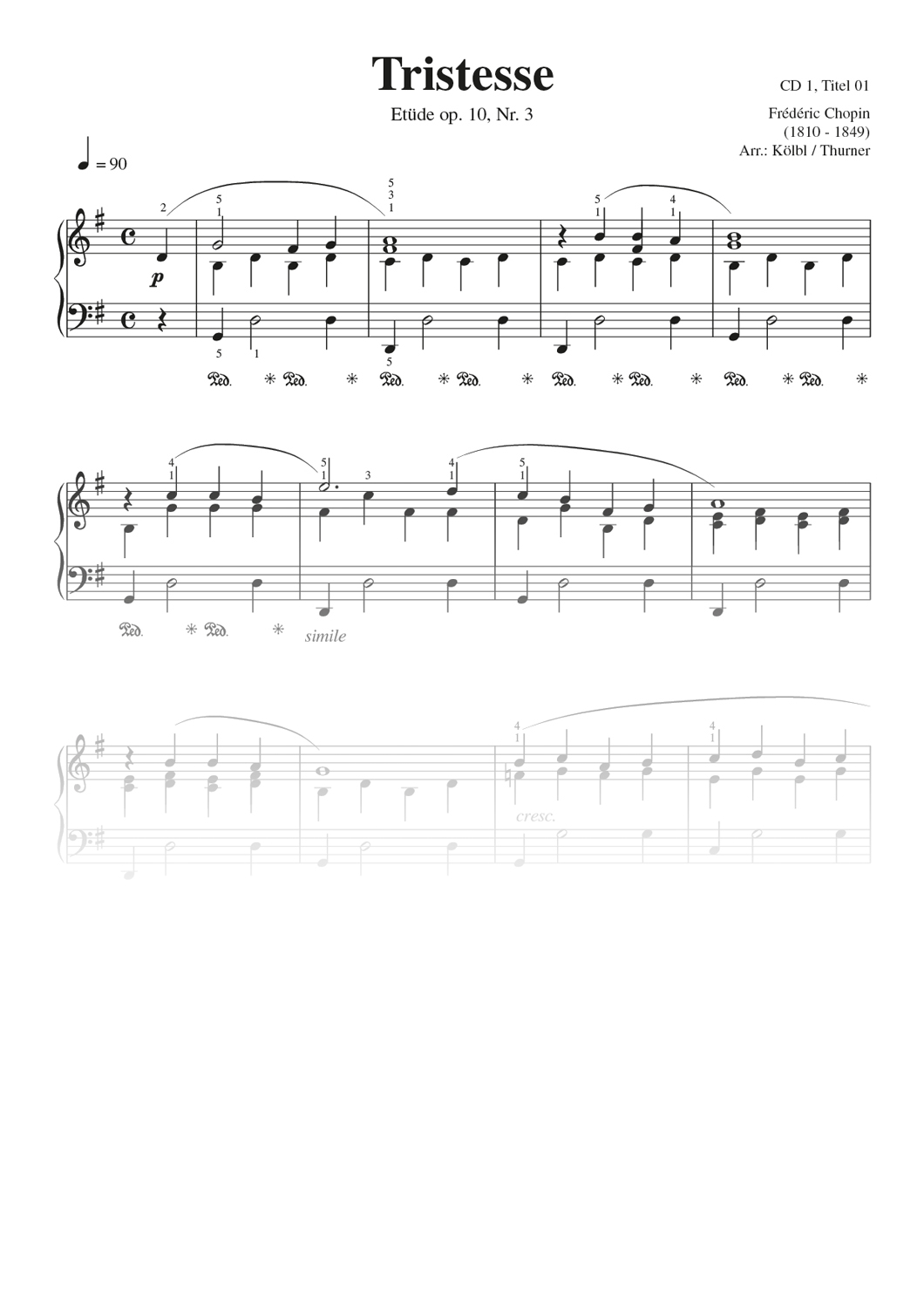 Piano Piano 2 easy (with 2 CDs) Pages 7