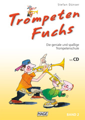 Trompeten Fuchs Volume 2 (with CD)