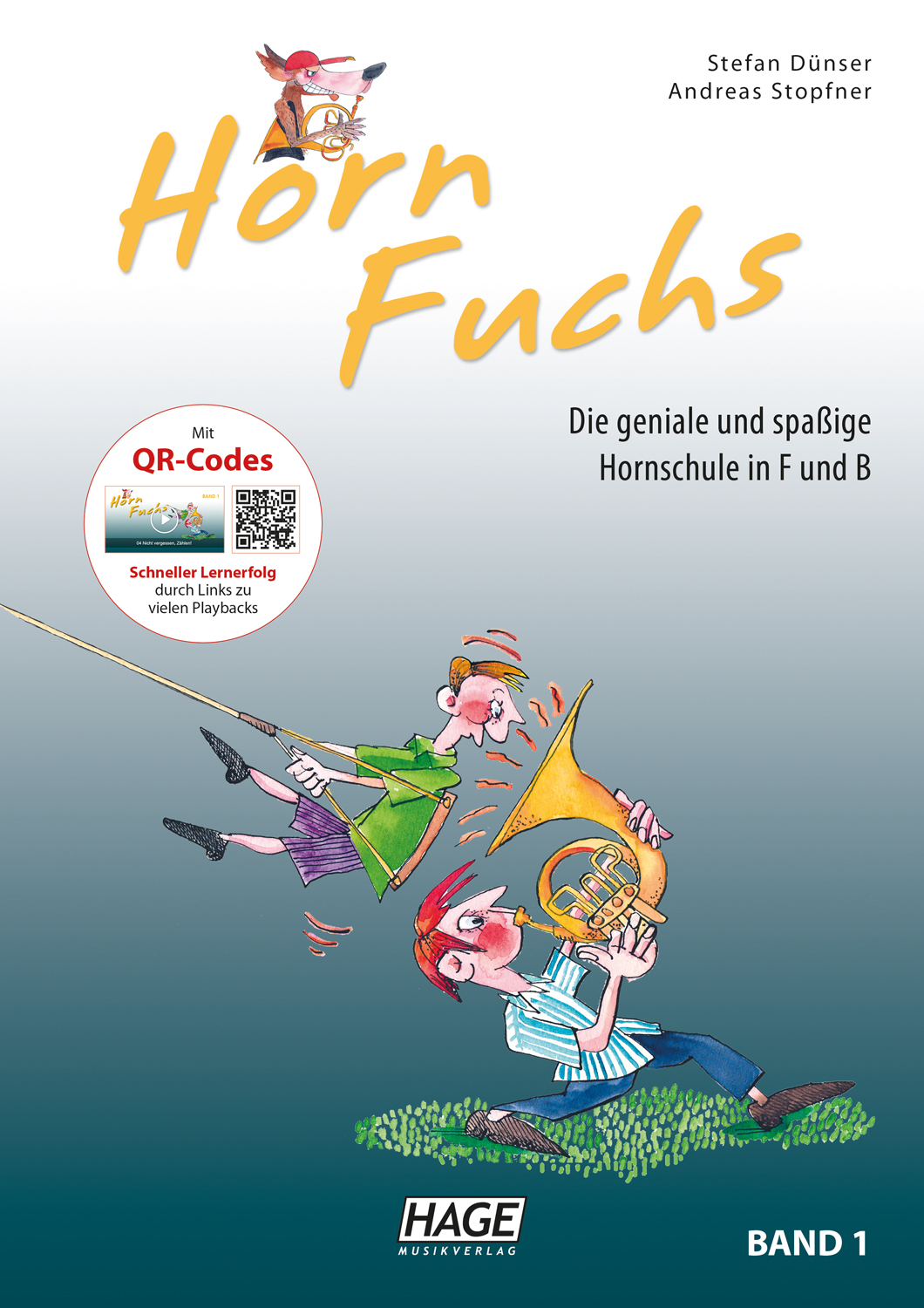 Horn Fuchs Volume 1 (with CD)