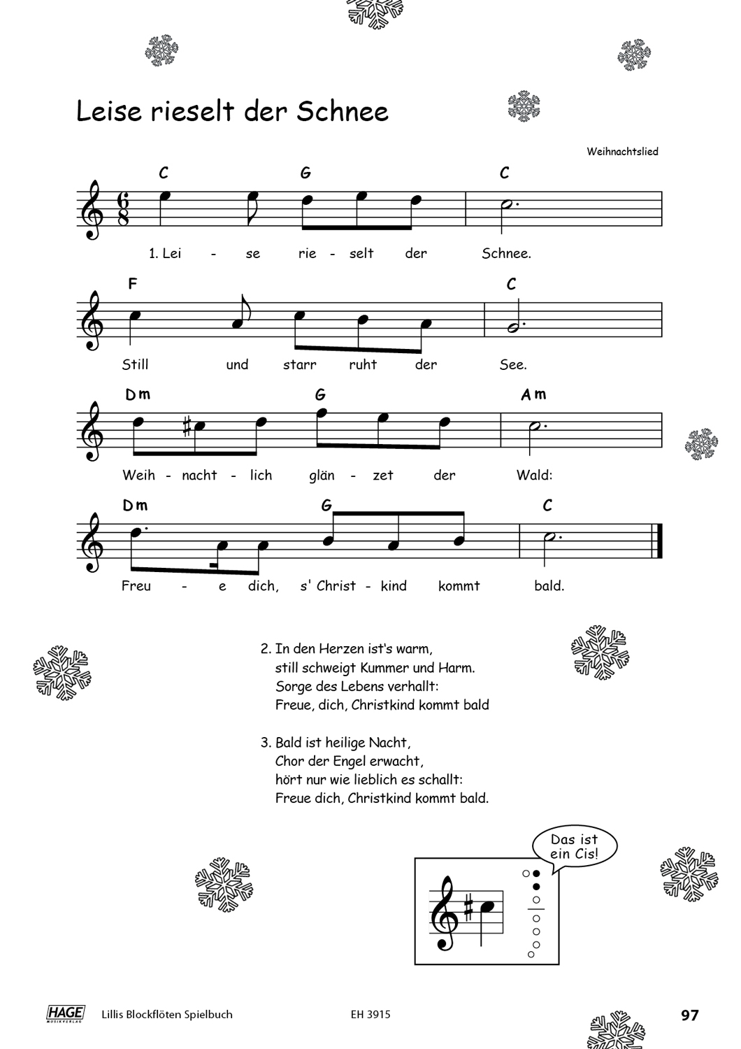 Lillis Recorder Playbook (with CD & QR Codes) Pages 11