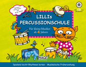 Lillis Percussion School (with CD)