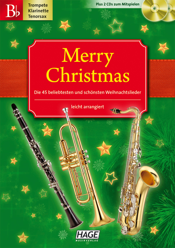 Merry Christmas for B-instruments