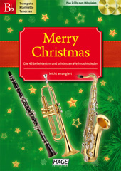 Merry Christmas for B-instruments Pages 1