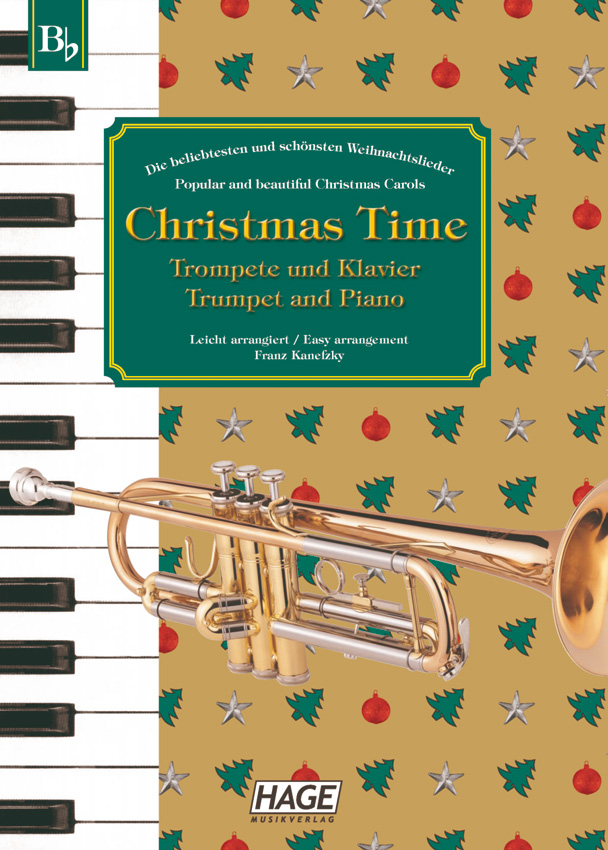 Christmas Time for trumpet and piano