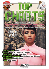 Top Charts 78 (mit CD + Midifiles, USB-Stick)