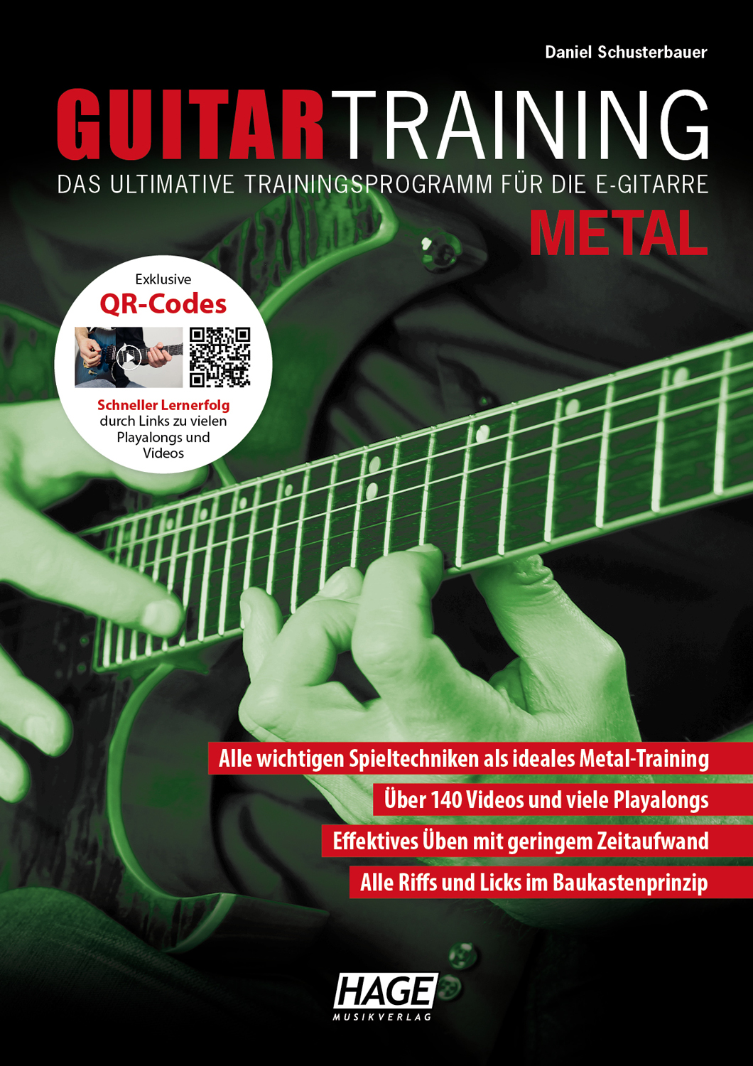 Guitar Training Metal (mit QR-Codes)