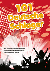 101 Deutsche Schlager (with XG/XF Midifiles, USB-Stick)