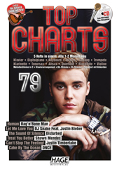 Top Charts 79 (mit CD)