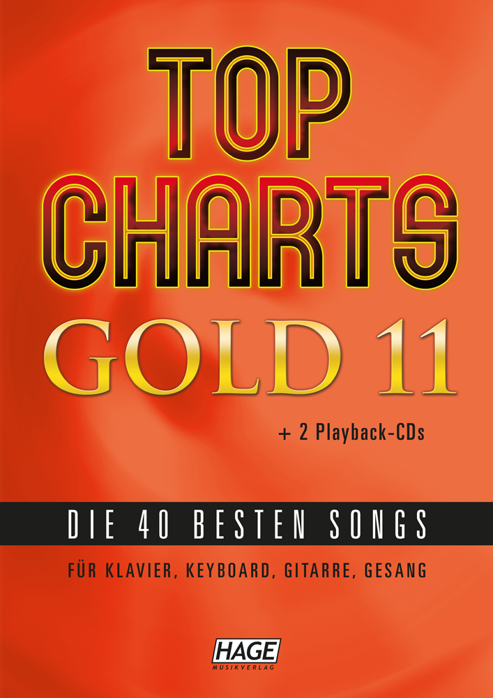 Top Charts Gold 11 (mit 2 CDs)
