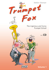Trumpet Fox Volume 1 (incl. CD)