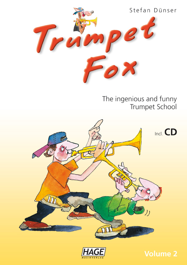 Trumpet Fox Volume 2 (incl. CD)