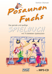 Posaunen Fuchs Playbook (with MP3-CD) Pages 1