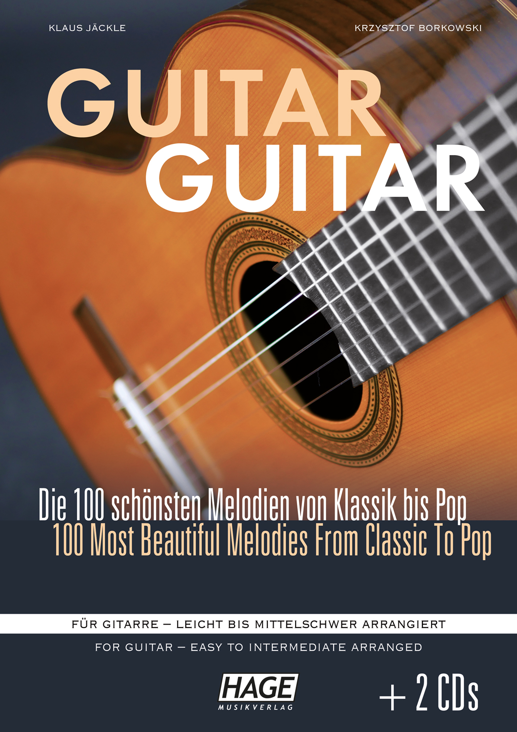Guitar Guitar (with 2 CDs)