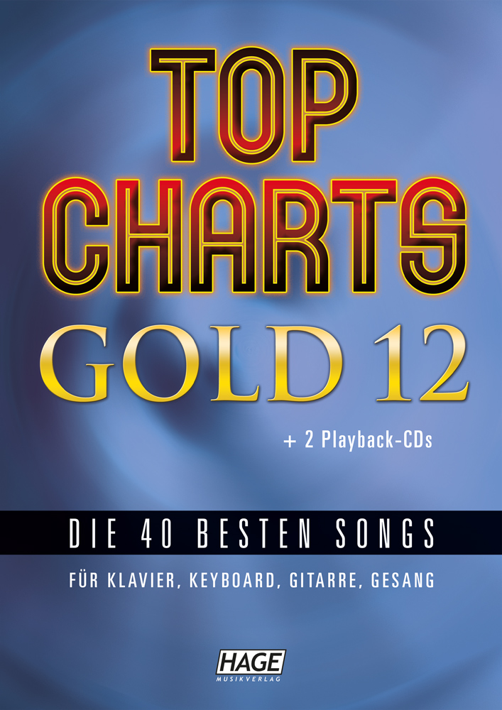 Top Charts Gold 12 (mit 2 CDs)