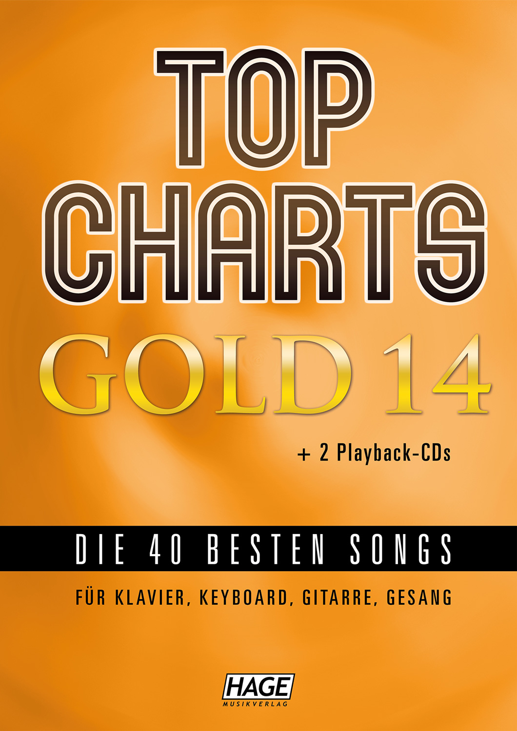 Top Charts Gold 14 (with 2 CDs)